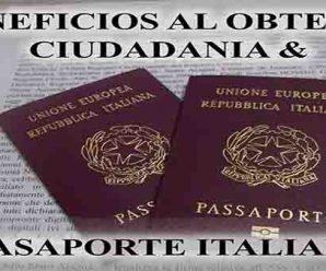 Beneficios al obtener ciudadanía