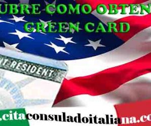 Solicitud de Green Card