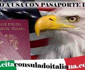 Viajar a los Estado Unidos